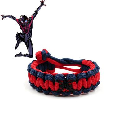 Spider-Man Braided Bracelet