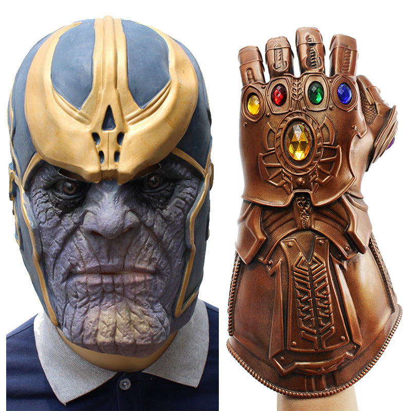 Thanos Latex mask