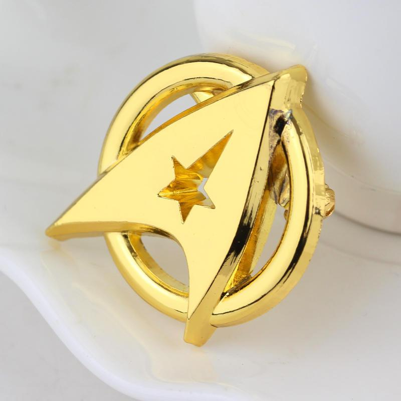 ST Series First Generation Captain Brooch