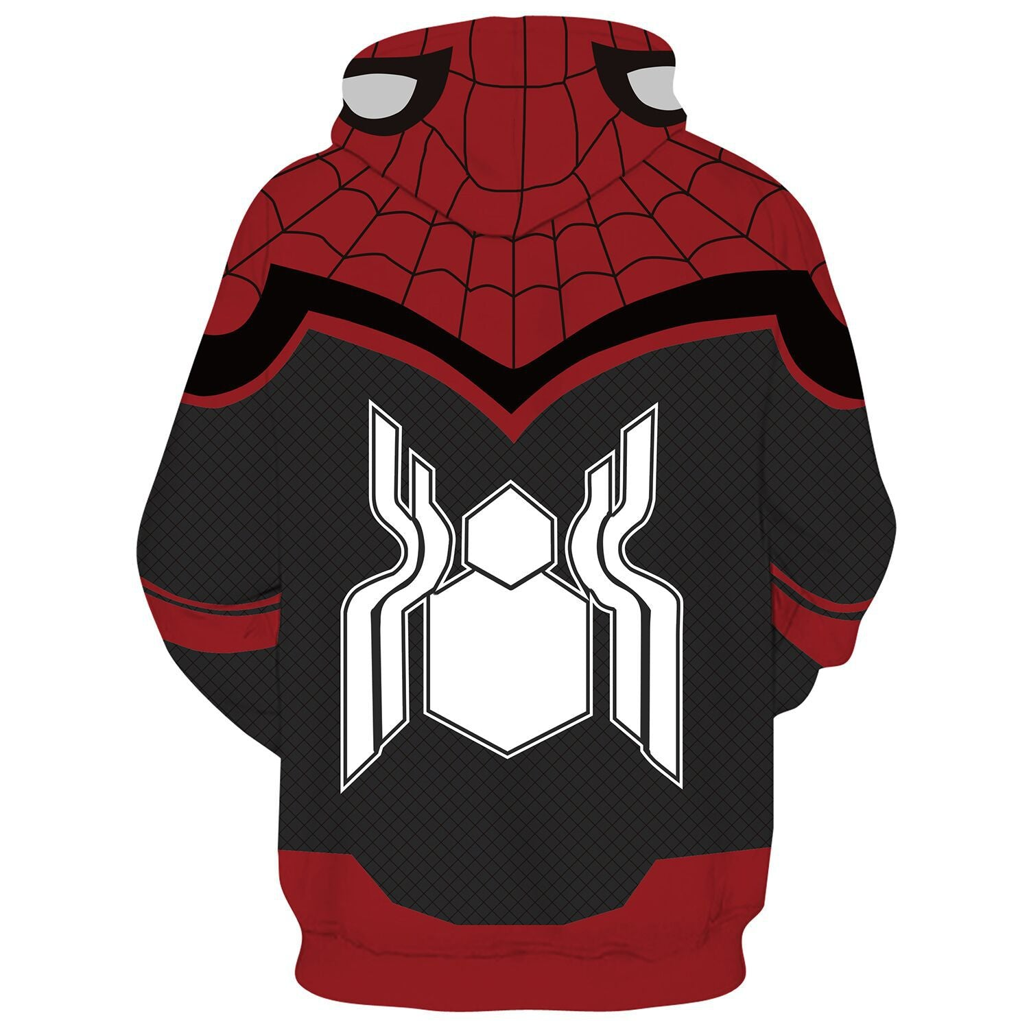 New Spider Man Far Form Home Pullover