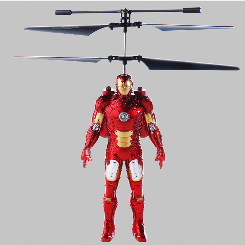 Iron Man Captain America Spiderman Balance Sensing Drone