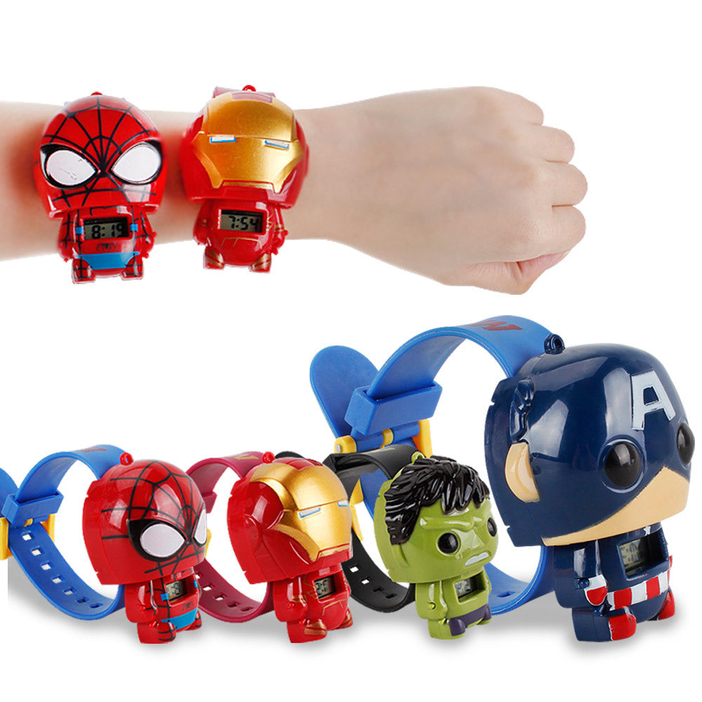 Avengers children's electronic watch