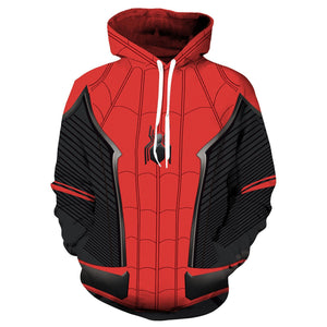 Spider Man Far Form Home Pullover