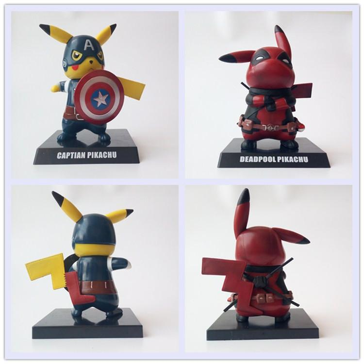 Pokemon Pikachu Model