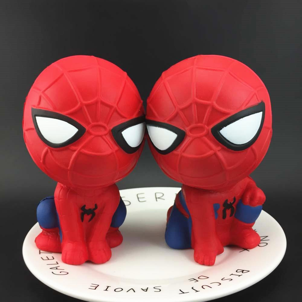 Spider-Man PU Slow Rebound Simulation Toy