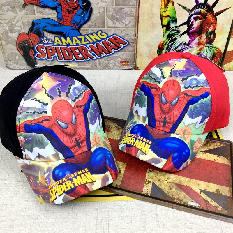 Spider-man Baseball Cap For Kids