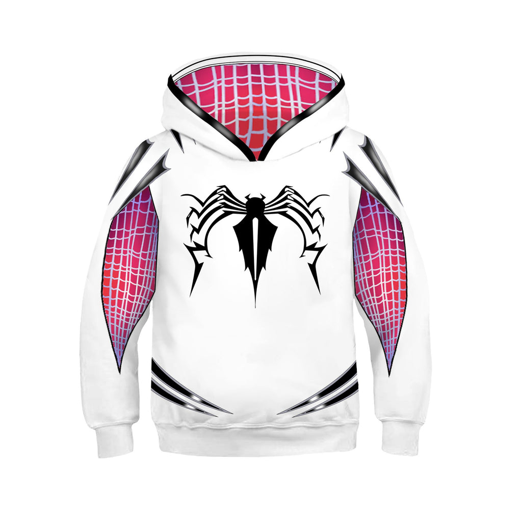 Spider-Man Gwen Stacy Hoodie for Kids