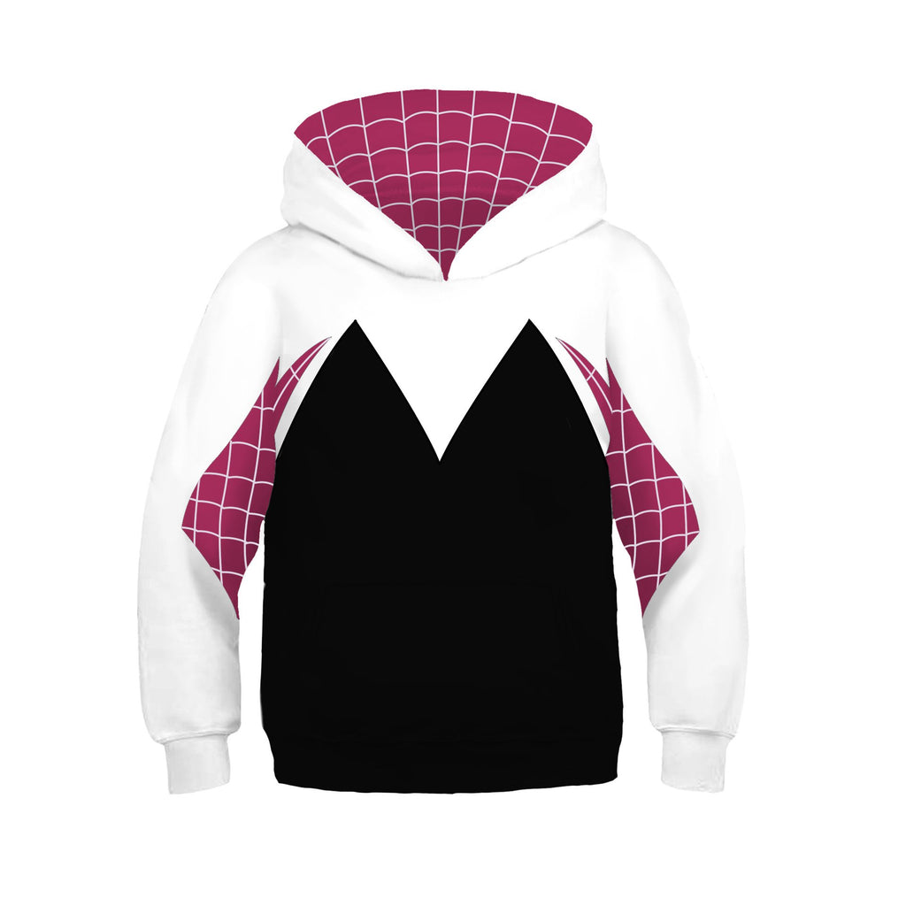 Cool Spider-Man Hoodie for Kids