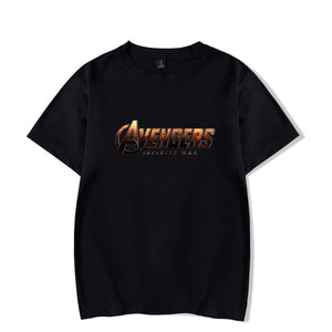 Avengers Commemorative Black T-shirt