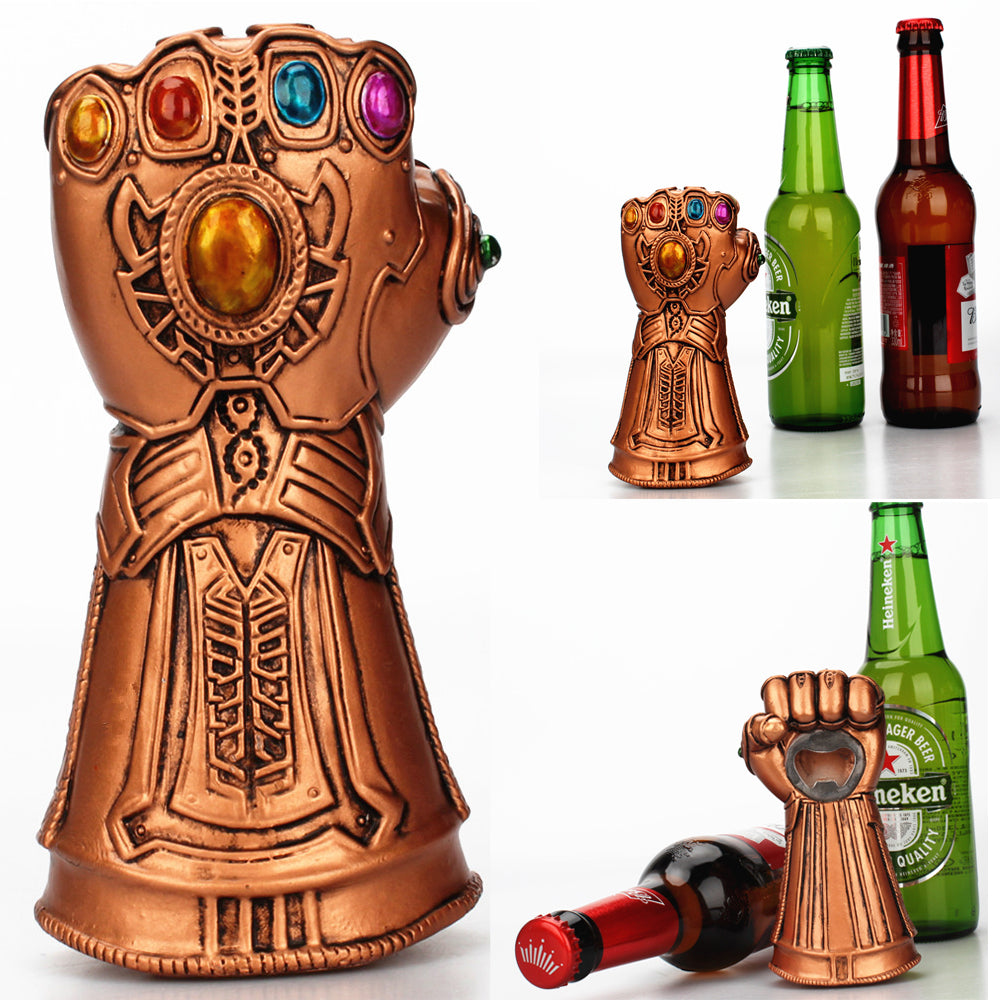 Marvel Thanos Gloves Opener for Beer Bottle