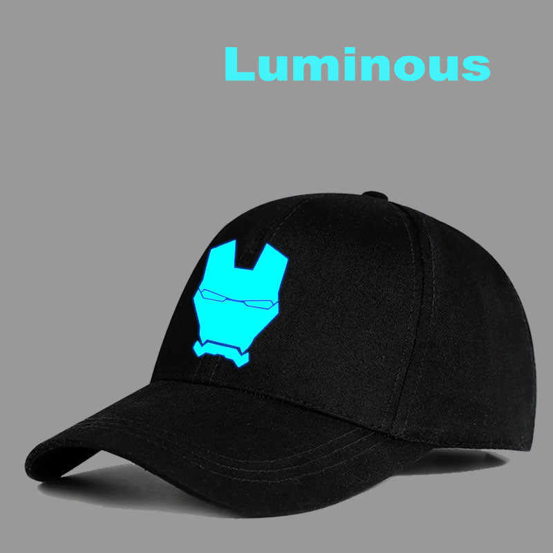 Iron Man Luminous cap