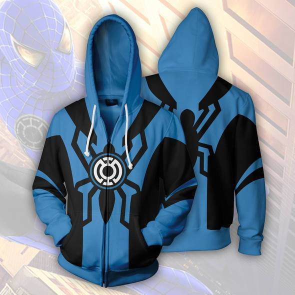 UltimateSpider-Man 3D Printed Cool Hoodie