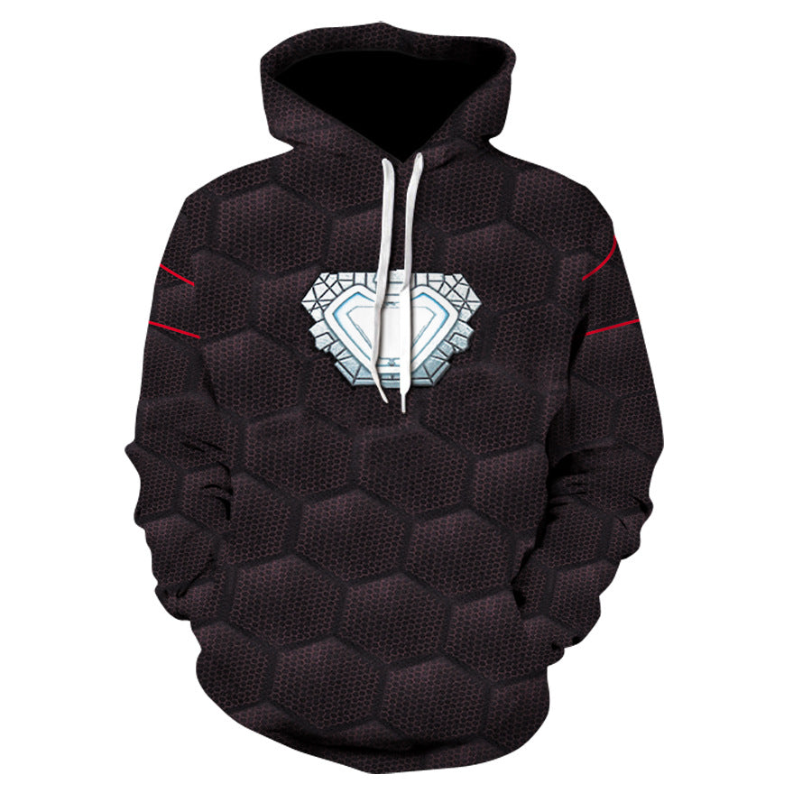The Avengers3:Infinite War Iron Man Hoodie
