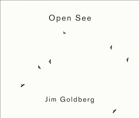 Jim Goldberg: Open See by Jim Goldberg (2009-08-10)