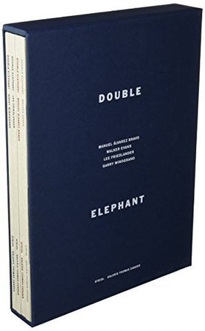Double Elephant 1973-74: Manuel Alvarez Bravo, Walker Evans, Lee Friedlander, Garry Winogrand