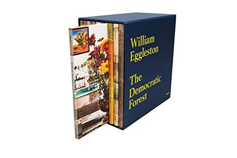 William Eggleston: The Democratic Forest by Mark Holborn (2015-11-30)