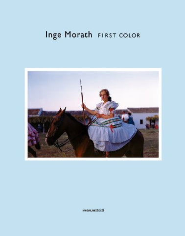 Inge Morath: First Color