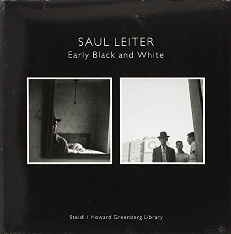 Saul Leiter, Early Black and White : Volume 1 and 2, Interior ; Exterior