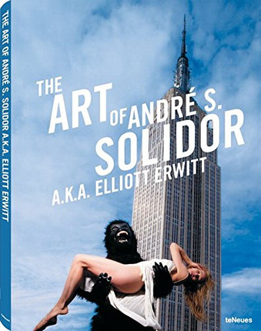 The art of André S. Solidor. Ediz. illustrata