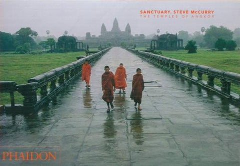 Sanctuary. The temples of Angkor. Ediz. illustrata