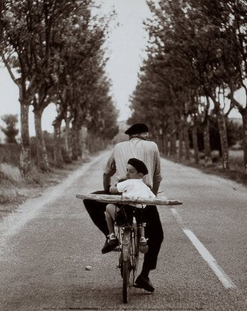 "Close Up - Stampa artistica ""Elliott Erwitt - Provence 1955"""