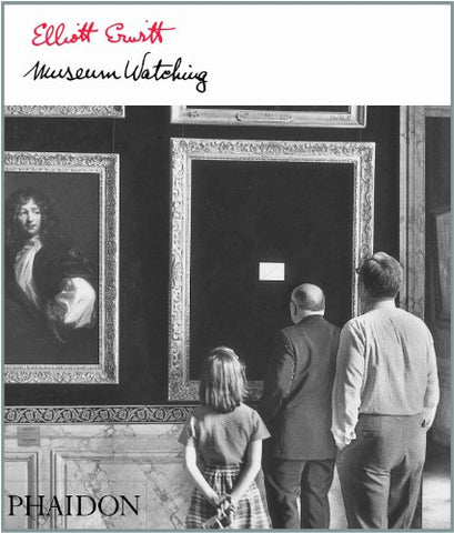 Elliott Erwitt: Museum watching. Ediz. illustrata