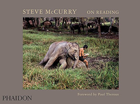 Steve McCurry on reading. Ediz. a colori