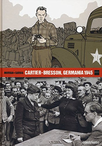 Cartier-Bresson, Germania 1945
