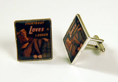 Everybody Loves a Looker Cuff Links