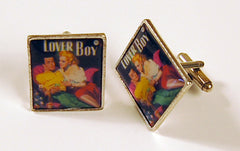 Lover Boy Cuff Links