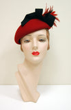 Harvard Commencement Ladies Fascinator