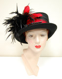 Harvard Commencement Ladies Top Hat
