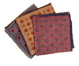 Medallion Pocket Squares