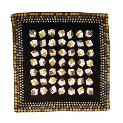 Craps Pocket Square