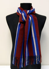 Collegiate Stripes Scarf