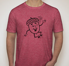 """Nut in a Hat"" T Shirt"