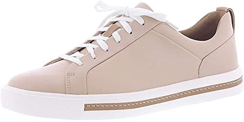Clarks Un Maui Lace Nude Leather