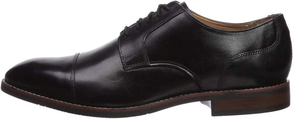 Nunn Bush Men Fifth Ave Cap Toe Oxford Dress Casual Lace Up