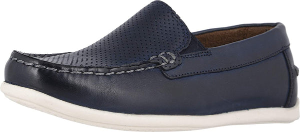 Florsheim Kids Boy's Jasper Perf Venetian Jr. (Toddler/Little Kid/Big Kid)