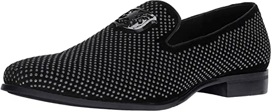 STACY ADAMS Men's Swagger Studded Loafer