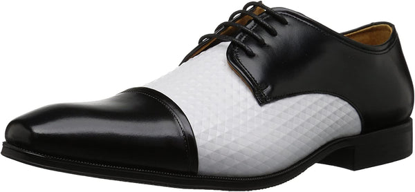 STACY ADAMS Men's Forte Cap Toe Oxford