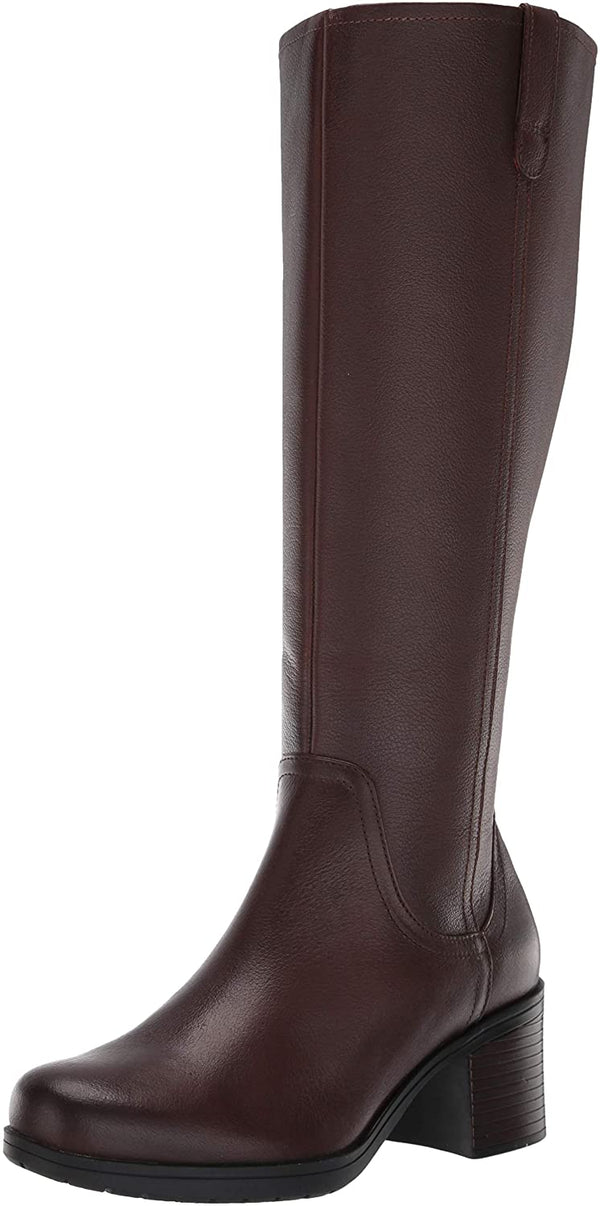Clarks Women's Hollis Moon Ws Knee High Boot