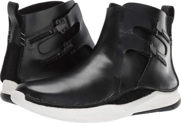Clarks Privolution M2 Black Leather 10.5