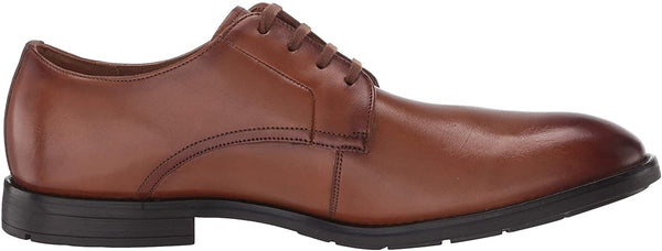 Clarks Men's Ronnie Walk Tan Leather