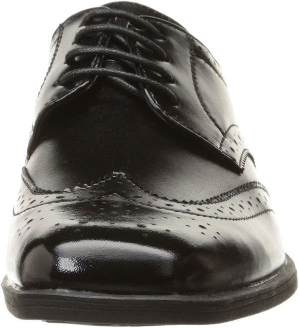 Florsheim Unisex-Child Reveal Wing Tip Jr