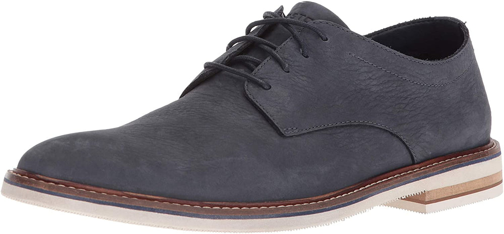 Bostonian Dezmin Men's Plain Oxford Navy Shoes