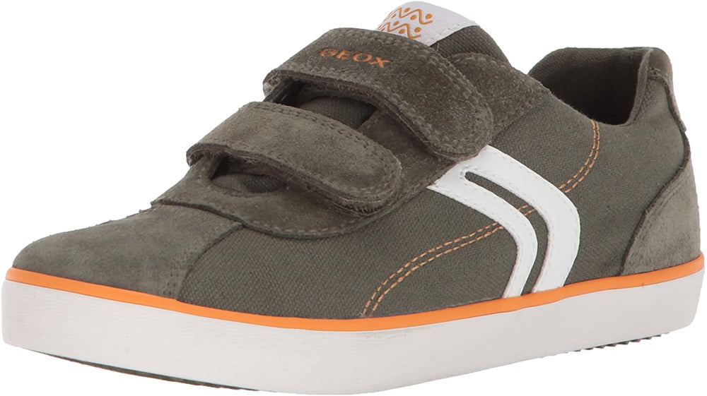 Geox Unisex-Child Kilwi BOY 12 Sneaker