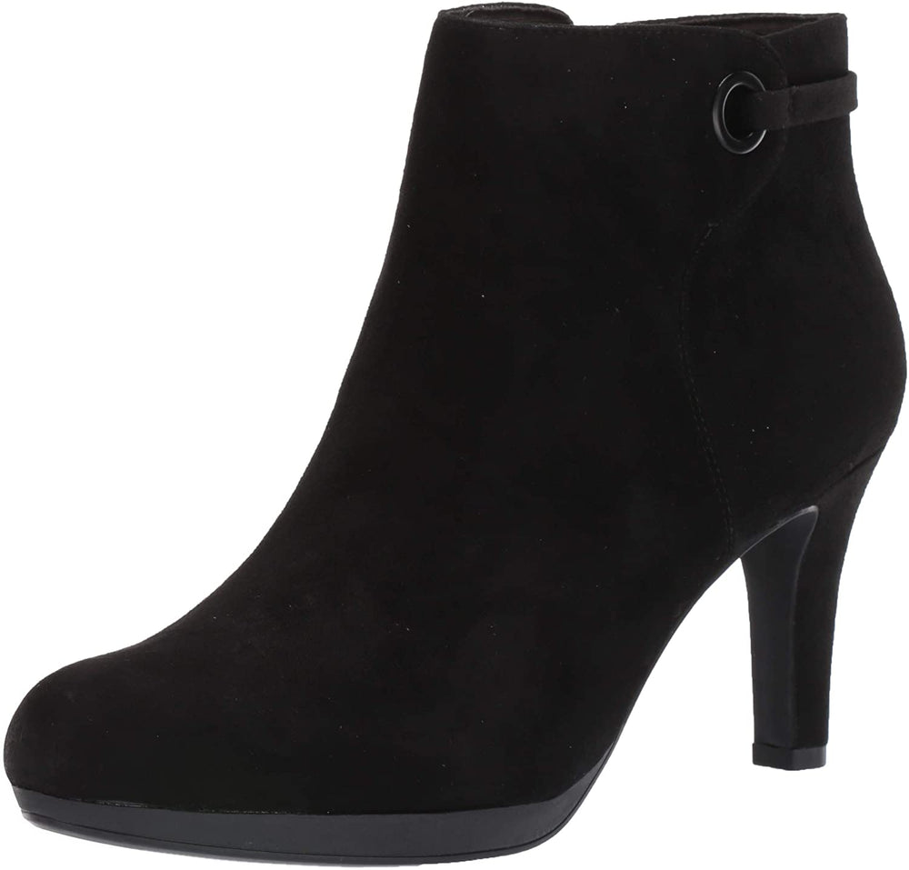 Clarks Adriel Mae Fashion Women's Boot Black