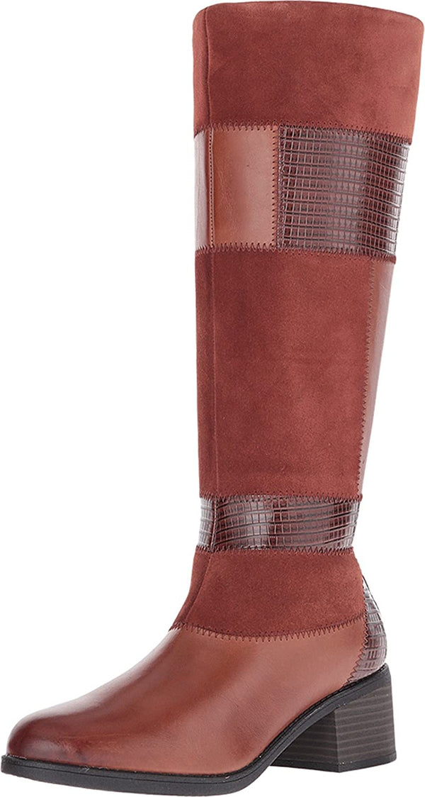 Clarks Women's Nevella Nova Riding Boot