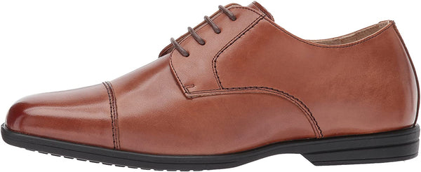 Florsheim Unisex-Child Reveal Cap Toe Oxford Jr